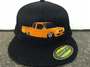 cdf84c31ccf Nissan Hardbody Truck Embroidered Hat